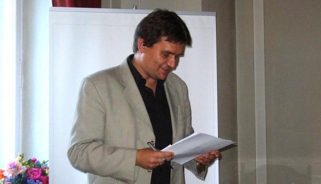 prof. UAM dr hab. Marcin Gmys
