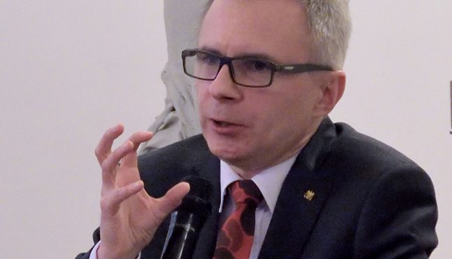 prof. dr hab. Piotr Urbański