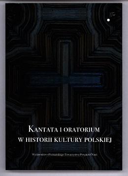 Kantata i oratorium w historii kultury polskiej