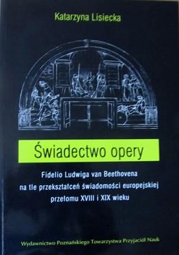 Świadectwo opery