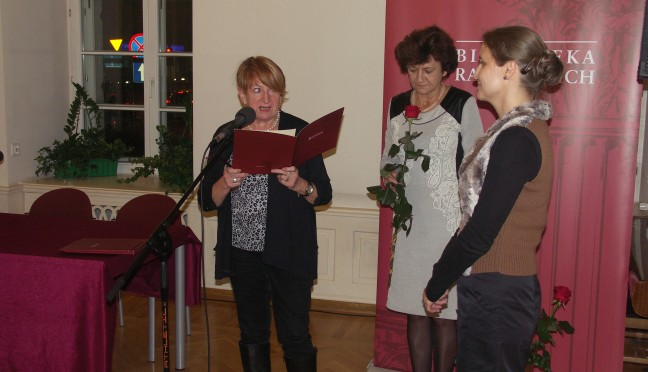 nagroda PPNW dla książki A. Borkowskiej-Rychlewskiej